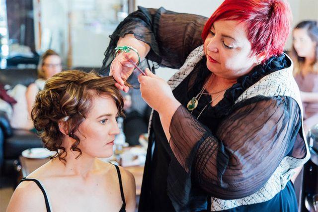 Expert hair technicians
