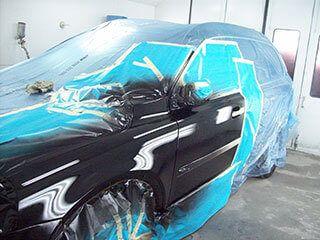 auto paint refinishing Bridgeport, CT