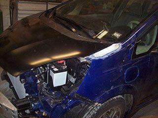auto body repair Fairfield, CT