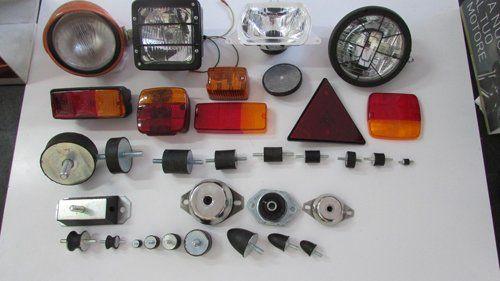 fanali e accessori per auto