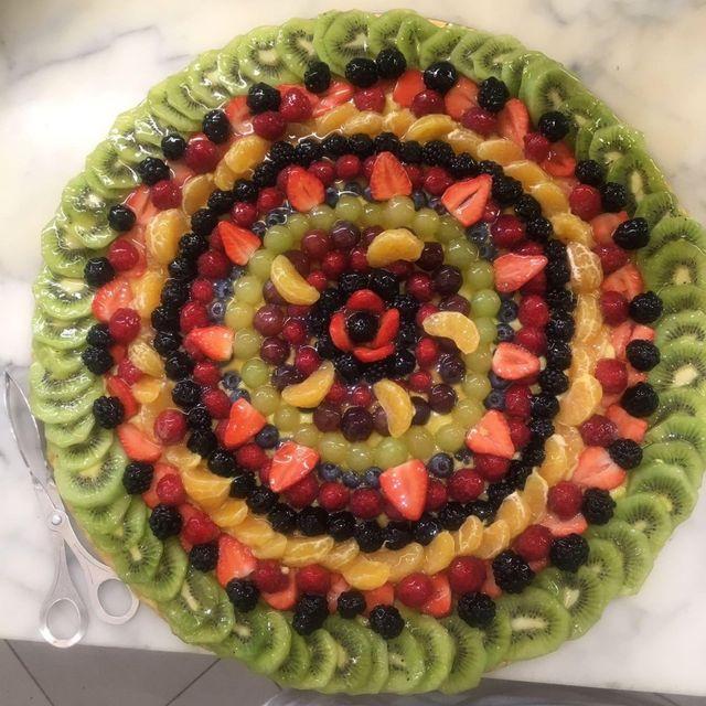 torte di frutta