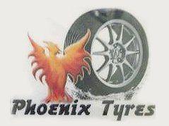 Phoenix Tyres  logo