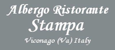 Albergo Ristorante Stampa - Logo