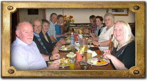 Restaurant - Castlederg - The Derg Arms - Dinning