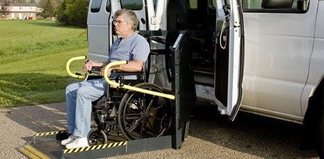 Mobility vehicles servicing