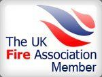 The UK Fire Association Member Logo