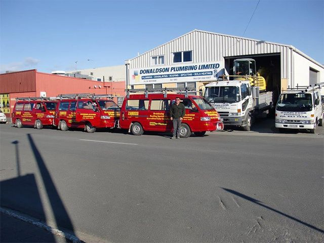 Donaldson Plumbing Limited in Gisborne