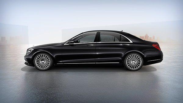 Luxury - Mercedes S