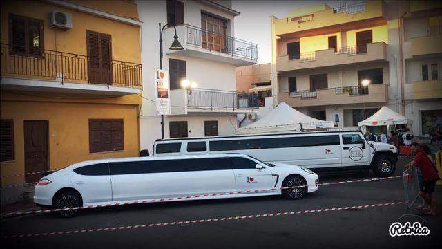 Evento PTL Limousine Terrasini