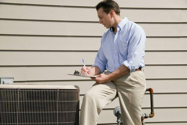 One of our HVAC contractors in Dalton, GA