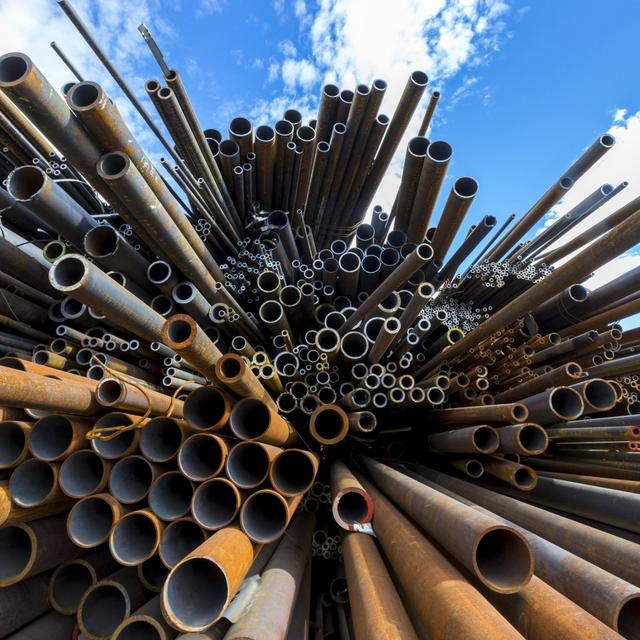 Scrap Metal Recycling |Mansfield, TX | Hawk Steel Industries