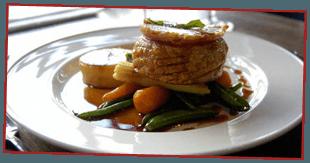 Restaurant - Morpeth, Northumberland - Sun Inn - Food