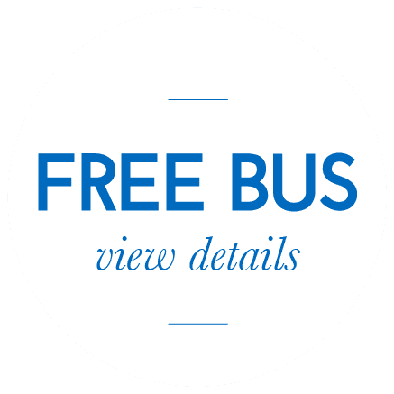 Free bus service in Caloundra button