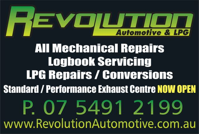 Image about Revolution Automotive