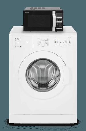 washing machine and oven