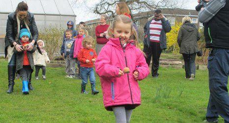 children's outdoor activities