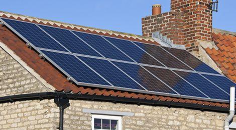 solar panel scaffolding
