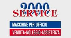 SERVICE 2000 - LOGO