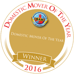 Domestic mover of the year logo