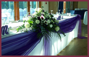 decorating wedding venues
