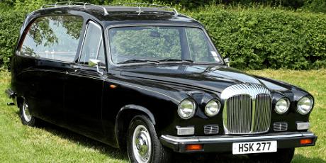 black luxury vehicle