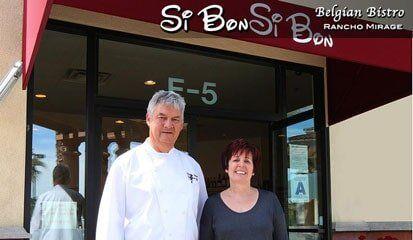 Belgian Restaurant Rancho Mirage Ca Si Bon