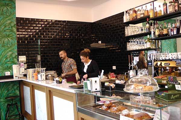 La nostra caffetteria, Bullonificio Caffetteria a Monza