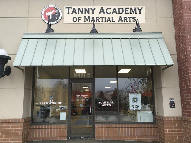 TAMA Academy Front