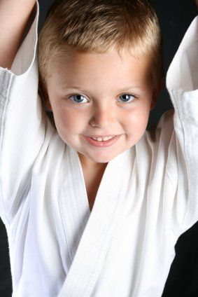 Toddler Martial Arts