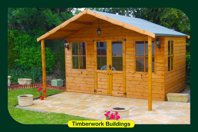 Garden Sheds Wooden manufacturers of quality wooden sheds in somerset