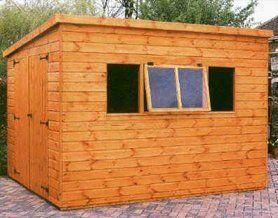 Manufacturers Of Quality Wooden Sheds In Somerset