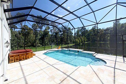 Pool Screen Enclosures Gainesville, FL