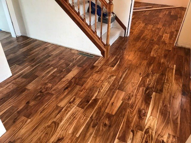 Contemporary Designs Are Often Seen As Sleek And Shiny So Pet Owners Shy Away From These Hardwood Floors Rustic Styles More Forgiving Of Imperfections