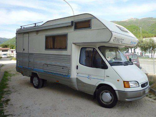 Camper Modello Brig 660 Marca Rimor