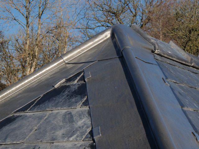metal roofline