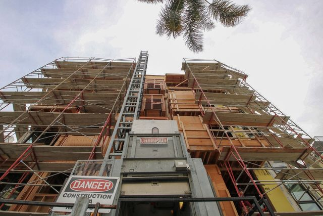 Construction Site Elevator Services | Finnco Services