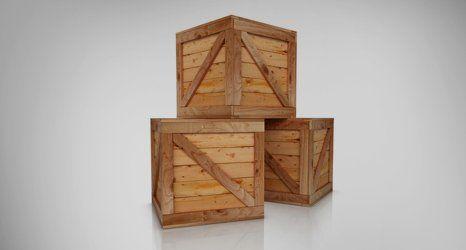 3 blocks of wood