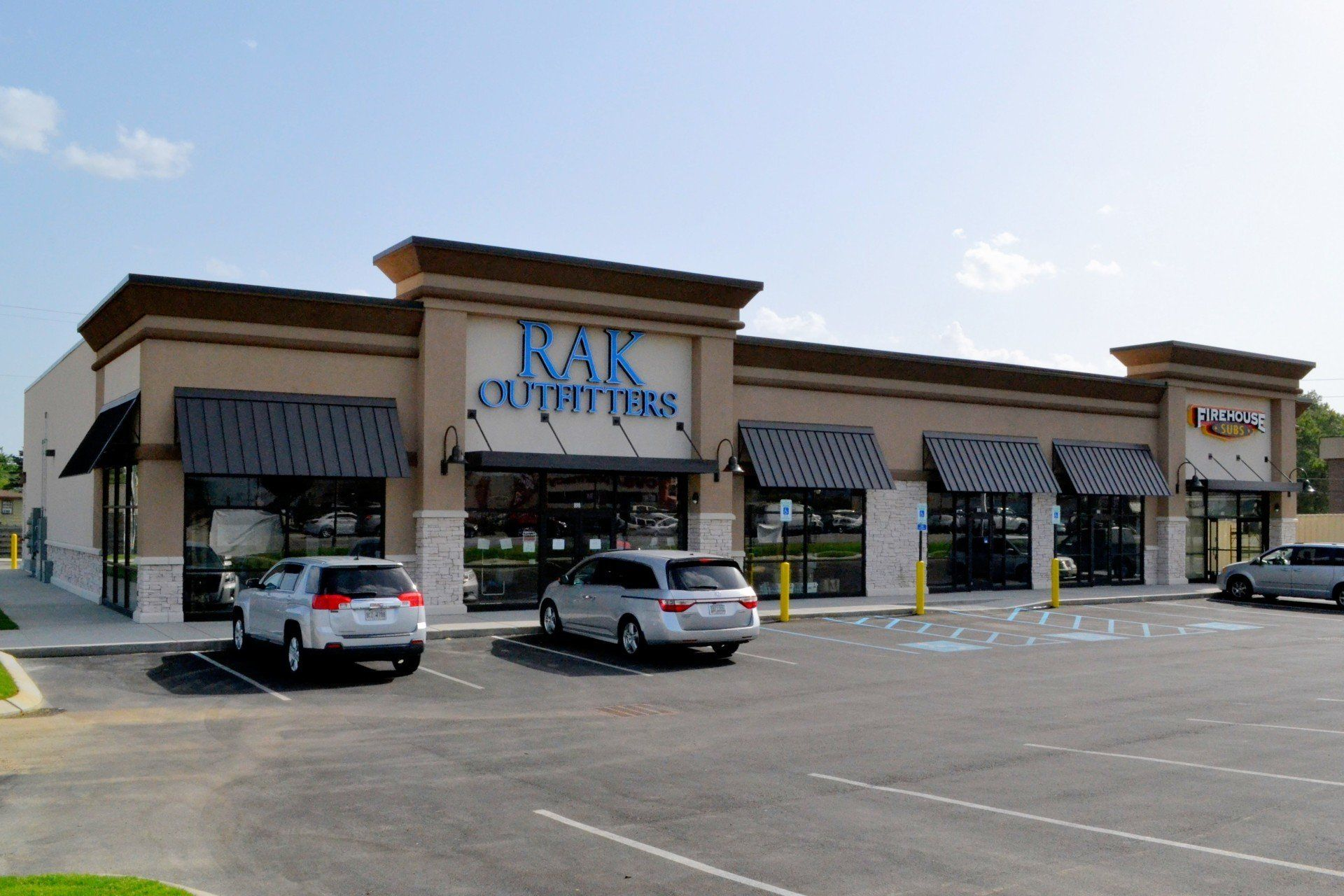 Retail | Morgan Construction