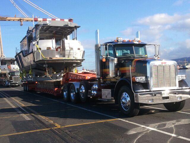 oversized cargo in Honolulu, HI