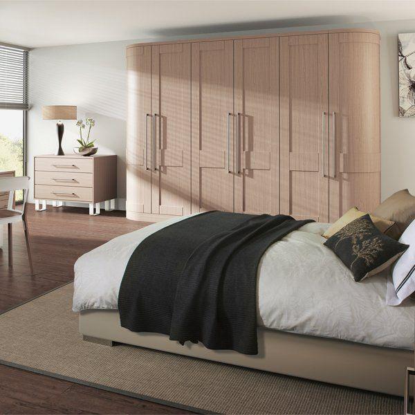 custom built bedroom wardrobes