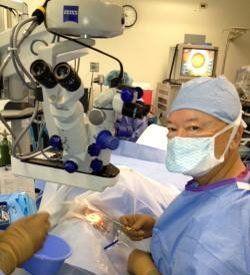 Honolulu Ophthamologist, Dr Ming Chen
