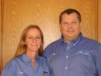 Steve and Carol Busboom