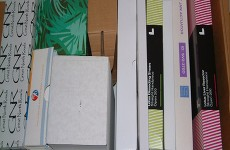 Making your cardboard box