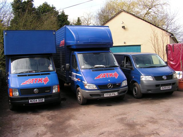 Local and long-distance removals - Ross on Wye, Herefordshire - ATK Specialist Removals & Storage - Domestic removals
