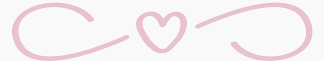 heart shaped design