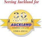 Aukland towing  logo