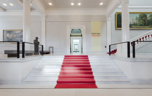 Alte Nationalgalerie, Foyer