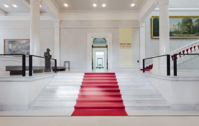 Alte Nationalgalerie, Foyer
