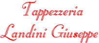TAPPEZZERIA LANDINI - LOGO
