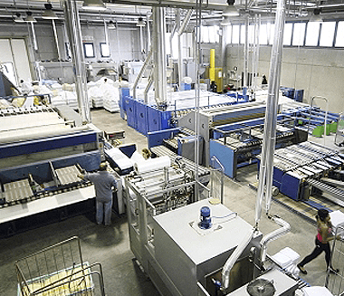 lavanderie industriali, noleggio biancheria, lavaggio ad acqua